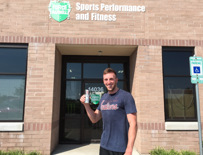 Client of The Month – August 2016 – Ty Fullenkamp – Weightlifter