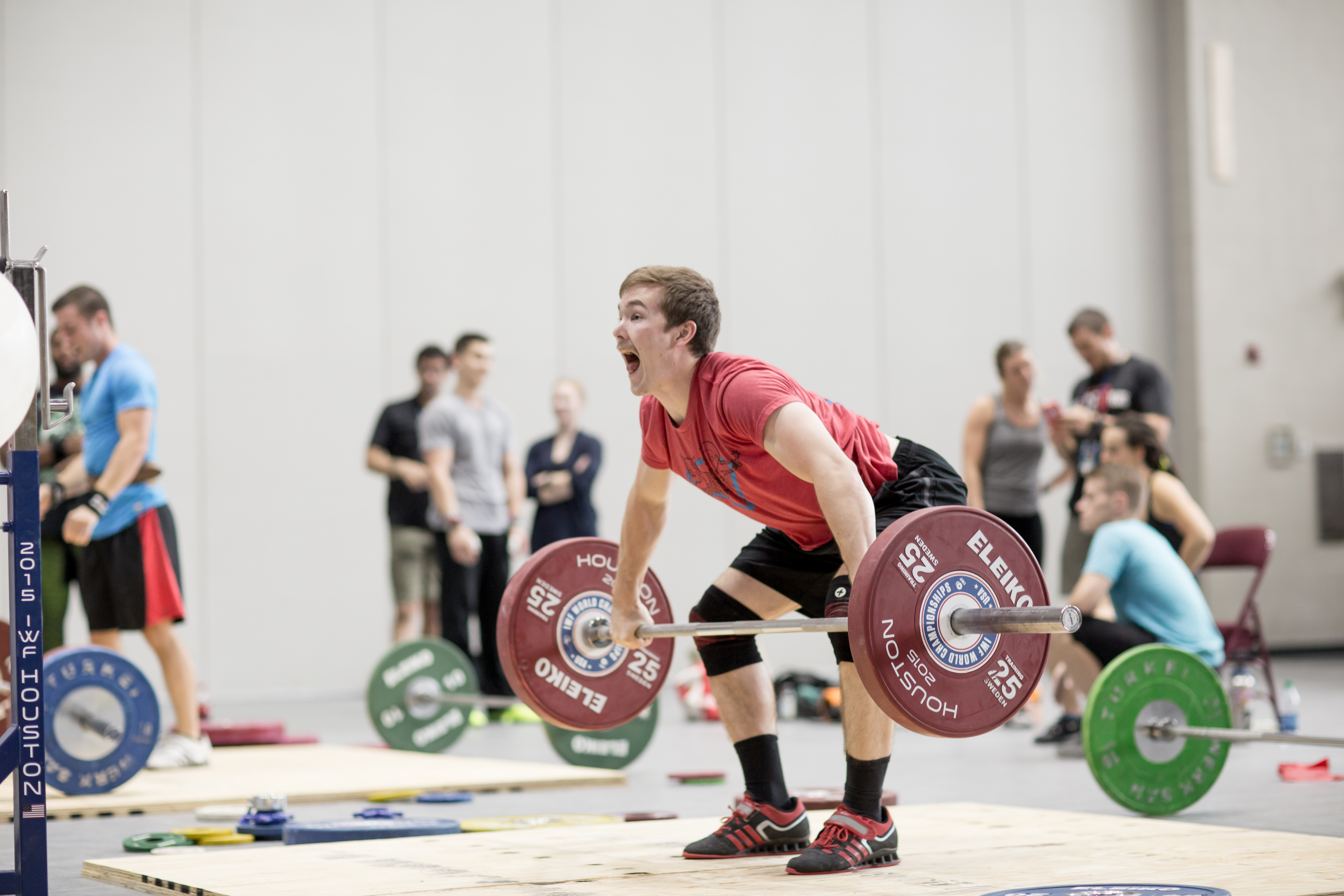 One Way to Clean Up Your Olympic Lifts