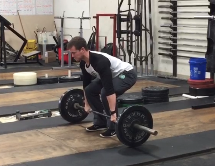 The Most Common Deadlift Mistake