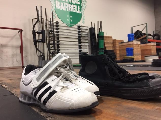 Proper Footwear For Training