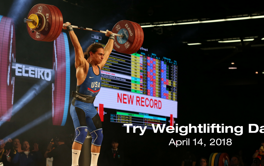 Why Try Weightlifting?
